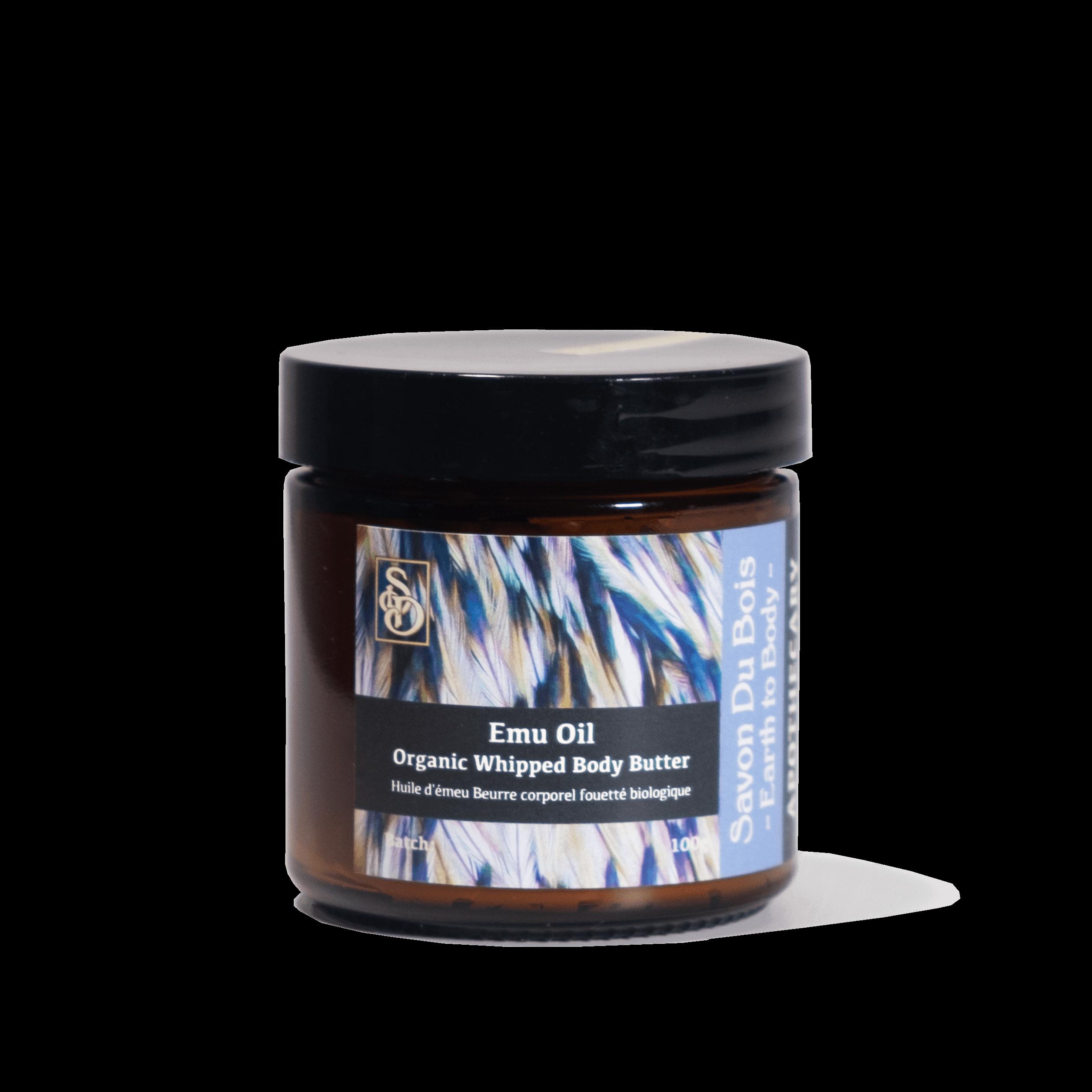 Whipped Body Butter | Emu Oil