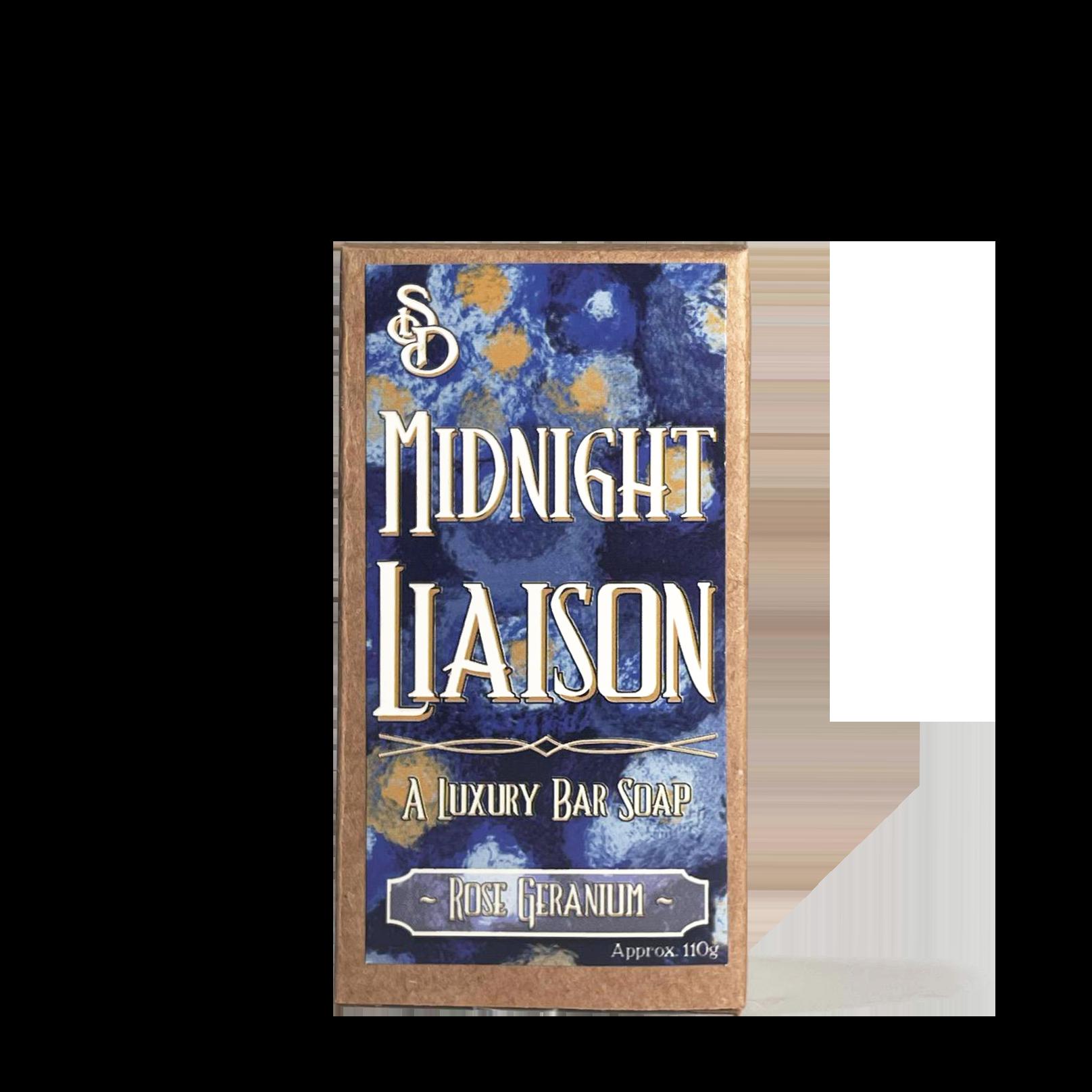 Midnight Liaison | Rose Geranium
