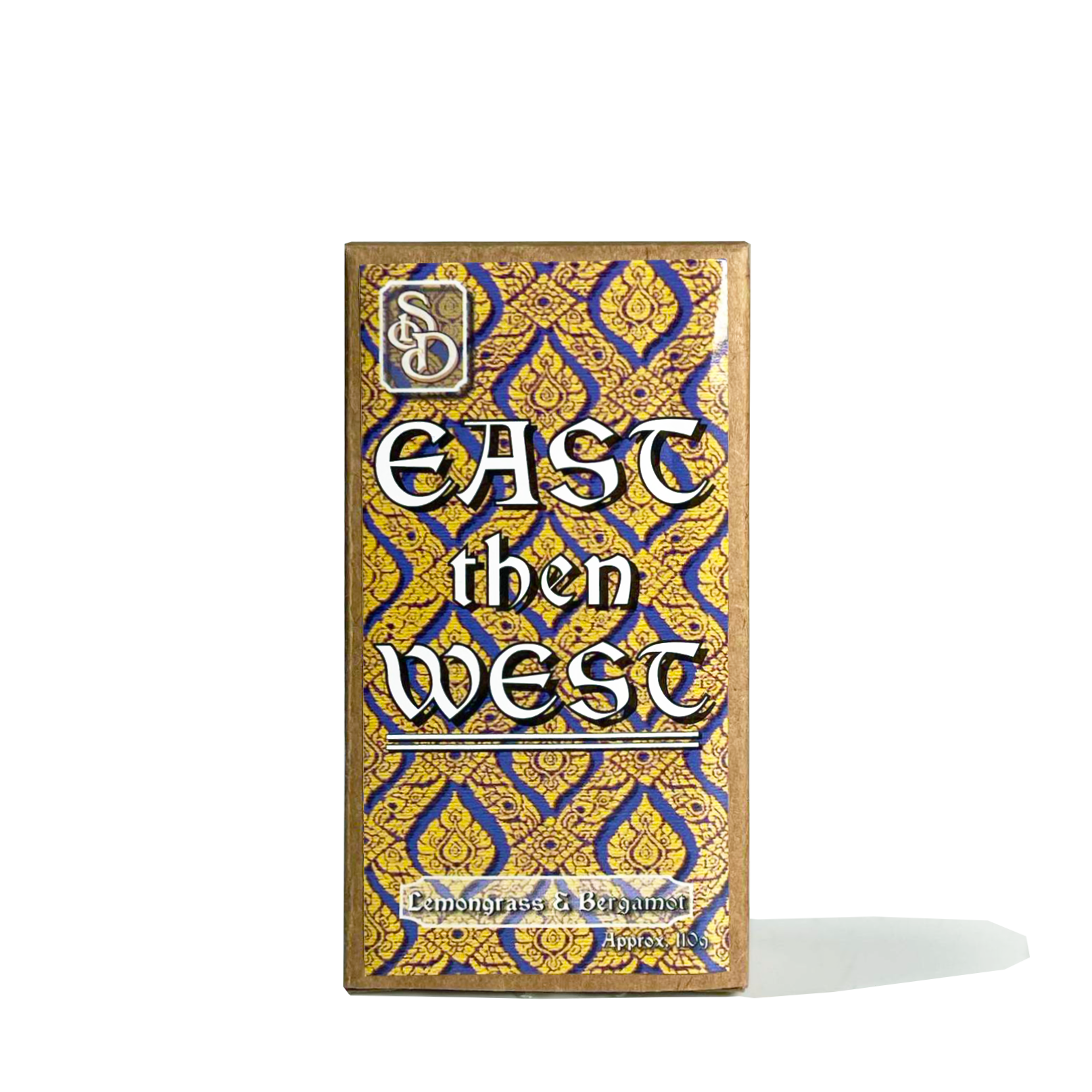 East Then West | Lemongrass & Bergamot