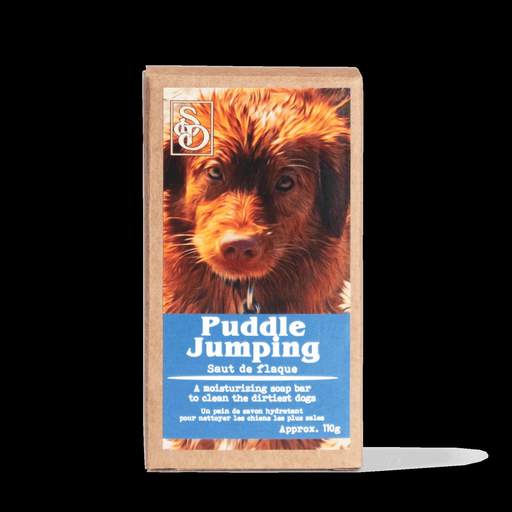 Puddle Jumping | Dog Shampoo Bar