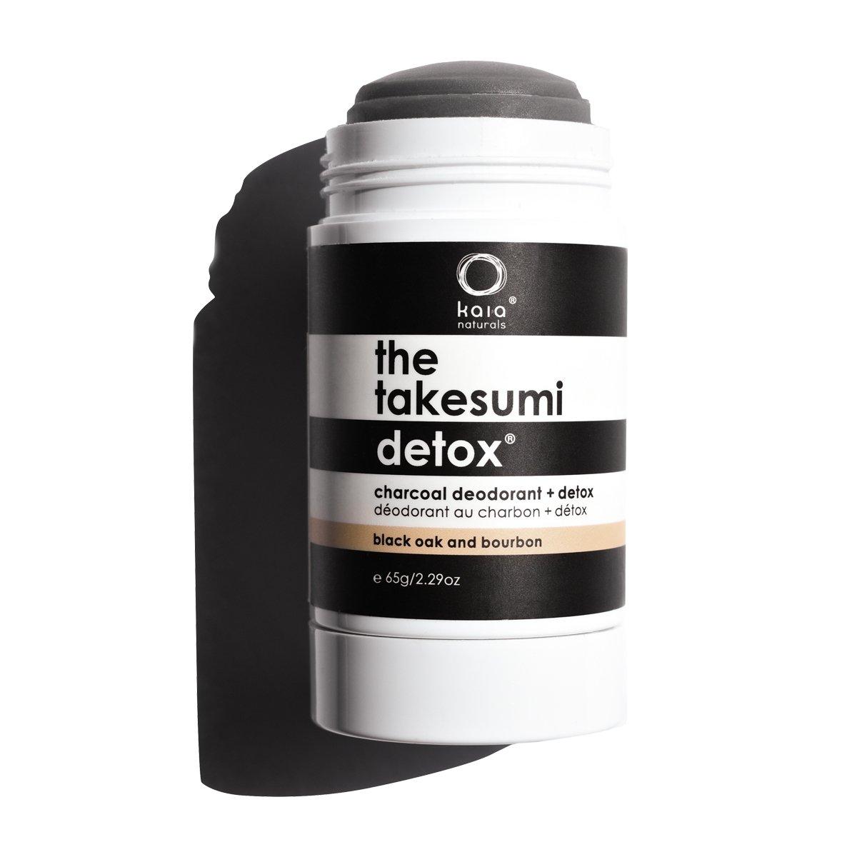 The Takesumi Detox Charcoal Deodorant