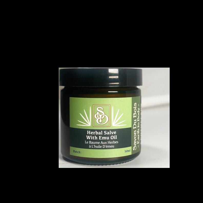 Herbal Salve | Calendula & Emu Oil