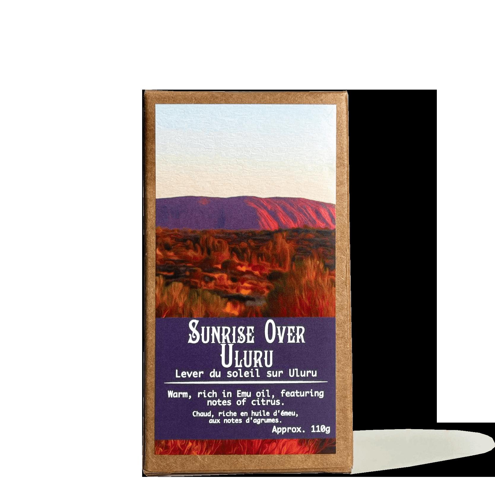 Sunrise Over Uluru | Extra Emu Oil