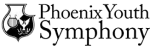 Phoenix Youth Symphony Logo
