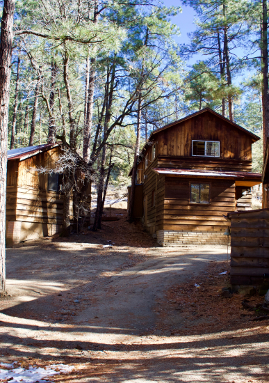 Friendly Pines Cabin