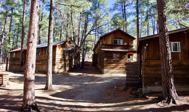Cabins at Friendly Pines