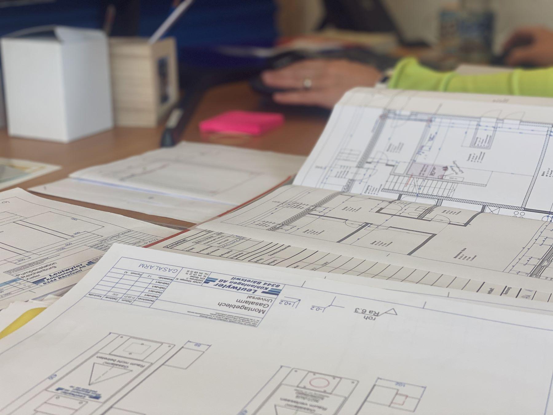 Leutwyler Kühlanlagen AG Planung