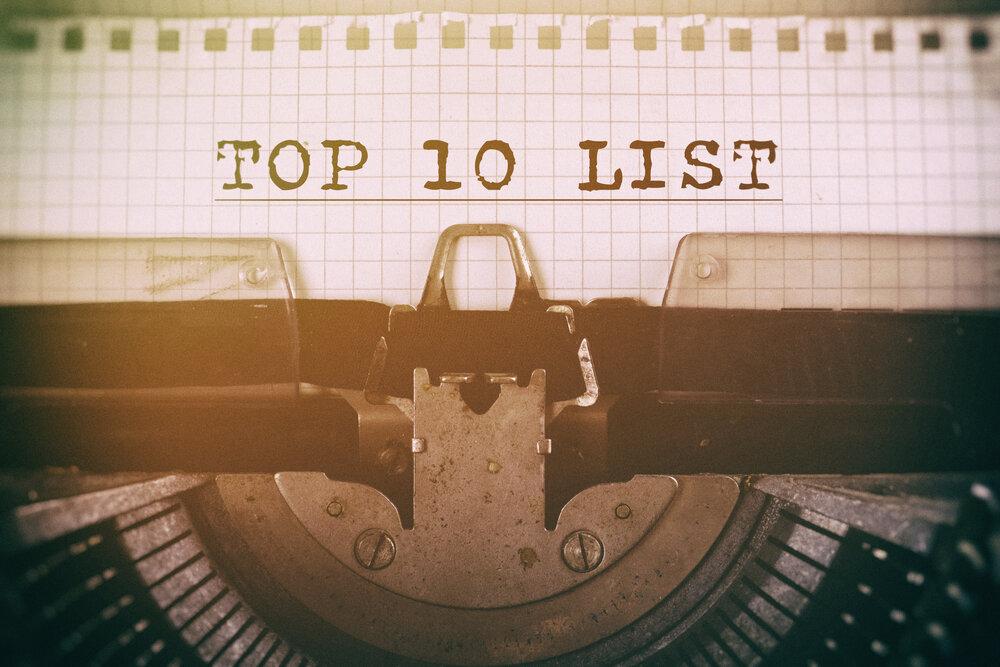 top 10 list logo