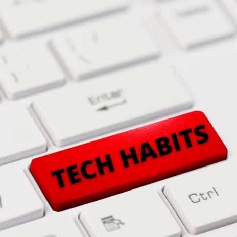 A Peek Into My Tech Habits