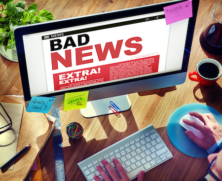 How To Limit Your Family's News Intake For Better Emotional Health