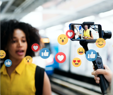 The Confusing Mixed Messages Of Their Online Influencers