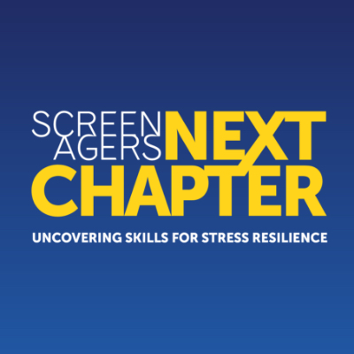Why Now Is The Time To Show Screenagers Next Chapter At Your School