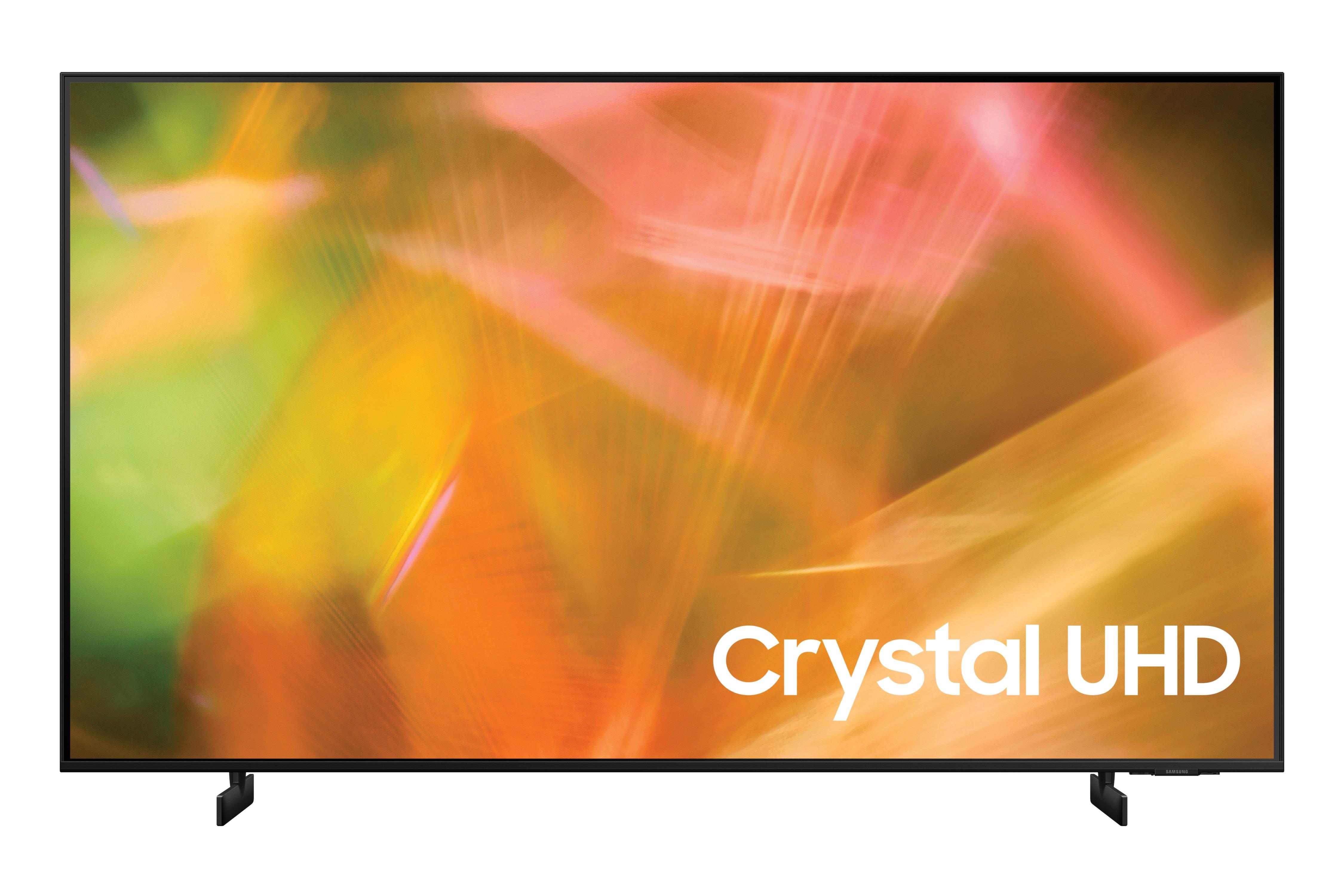 """Samsung 75"""" AU8000 4K HDR Smart TV (UN75AU8000FXZC)"""