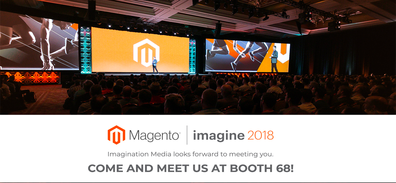 CATCH IMAGINATION MEDIA AT IMAGINE 2018 – LAS VEGAS