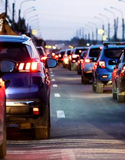 ¿Cómo afecta el tráfico en la durabilidad de la pintura termoplástica?