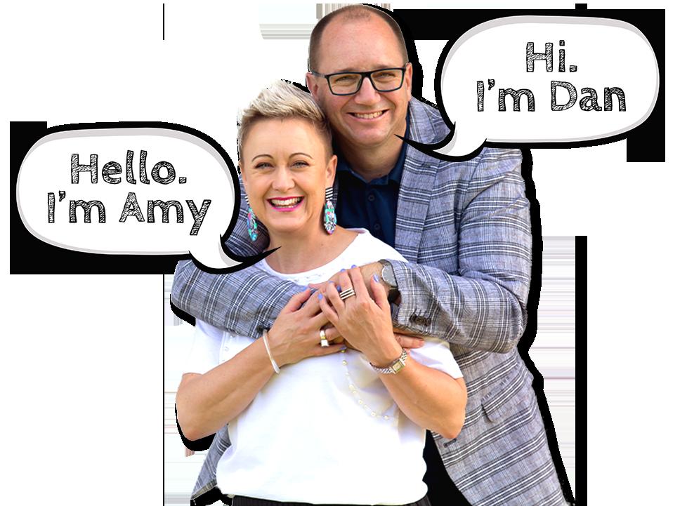 amy and dan scott business partners
