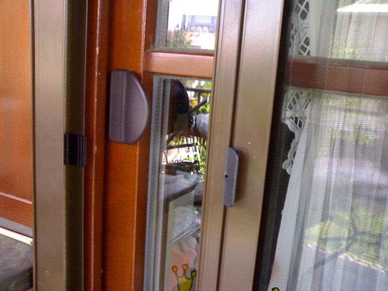 Plissovaná dveřní síť 5