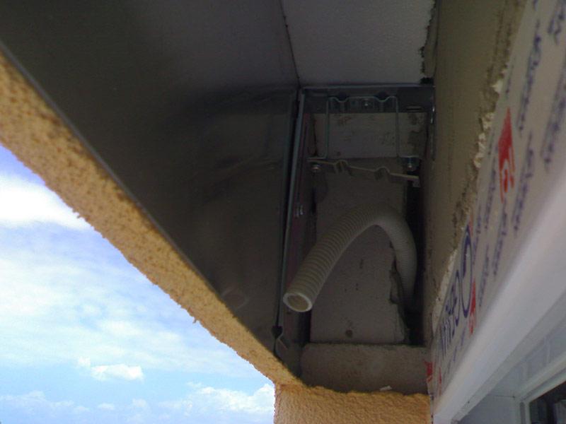 Venkovní žaluzie Z-90 schránka
