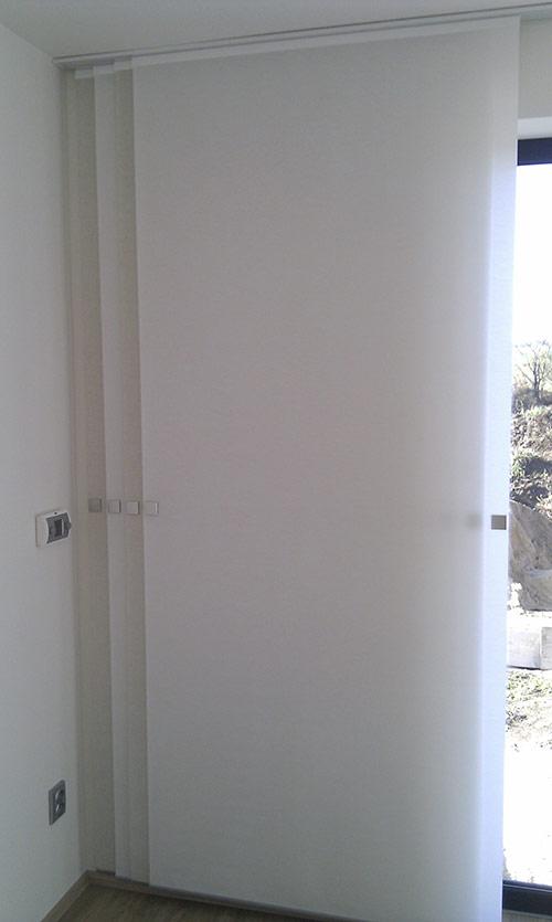 Posuvné (japonské) stěny 3