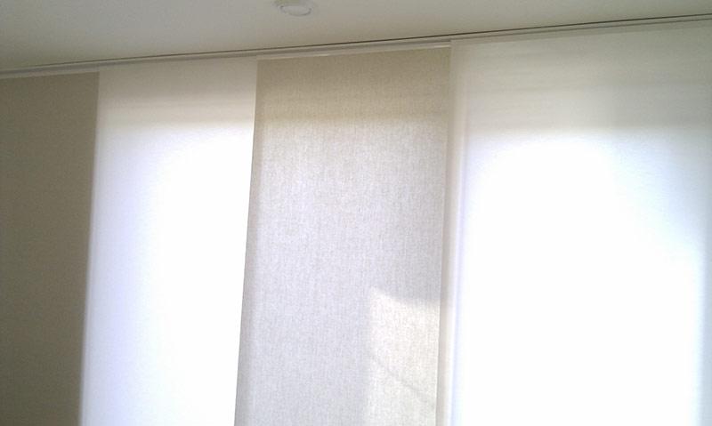 Posuvné (japonské) stěny 4