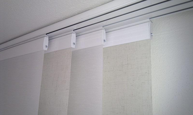 Posuvné (japonské) stěny 5