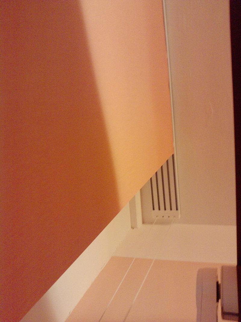Posuvné (japonské) stěny - ovládání šňůrkou