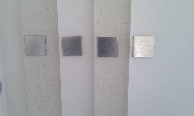 Posuvné (japonské) stěny -ovládání ručně