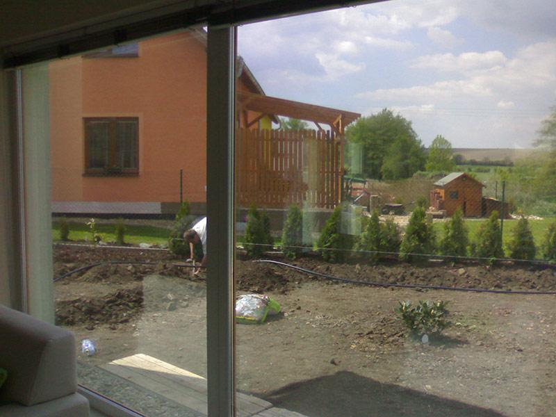 M20XT pohled z interiéru