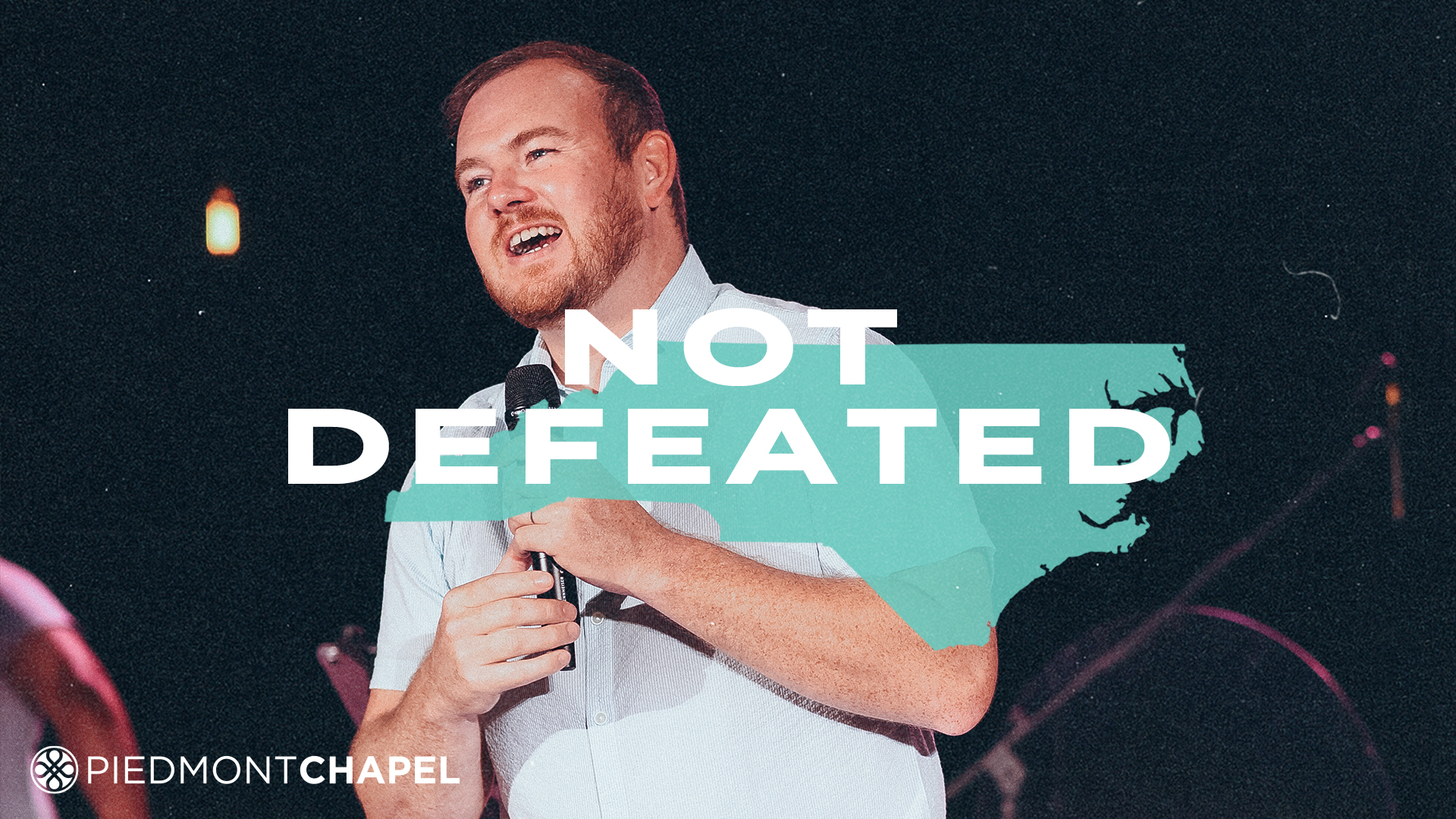 Not Defeated
