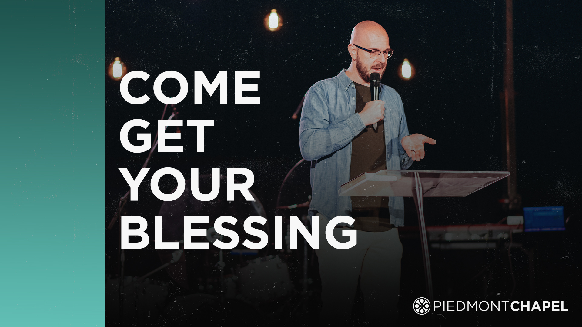 Come Get Your Blessing