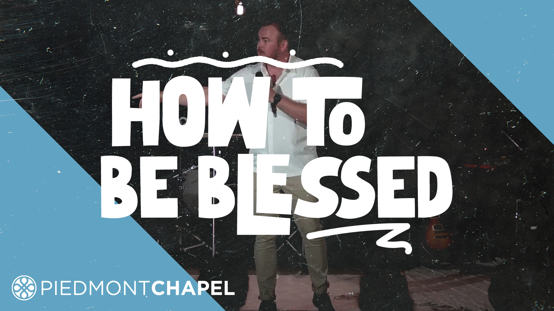 How To Be Blessed