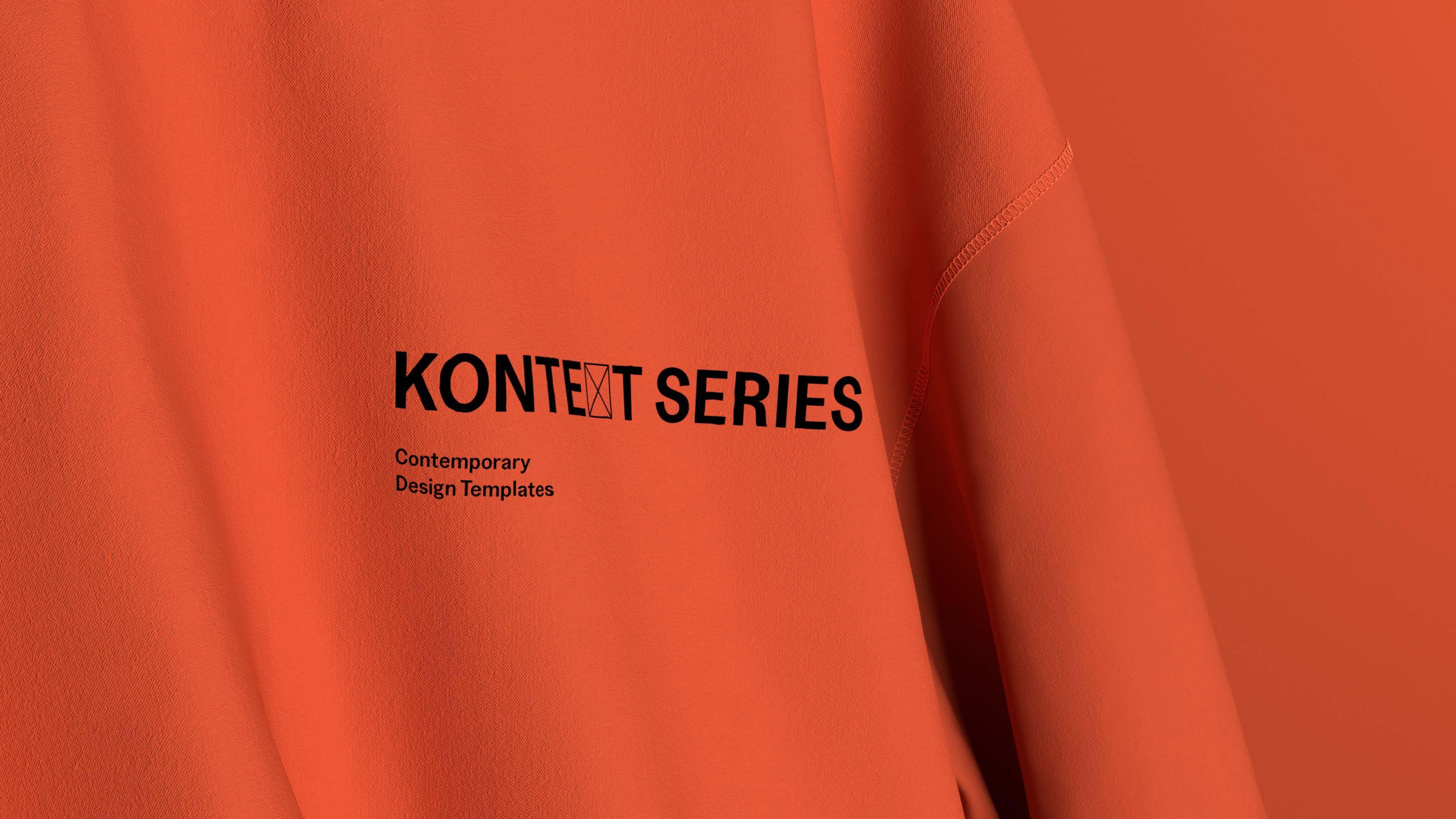 Kontext - Shirt Mockup