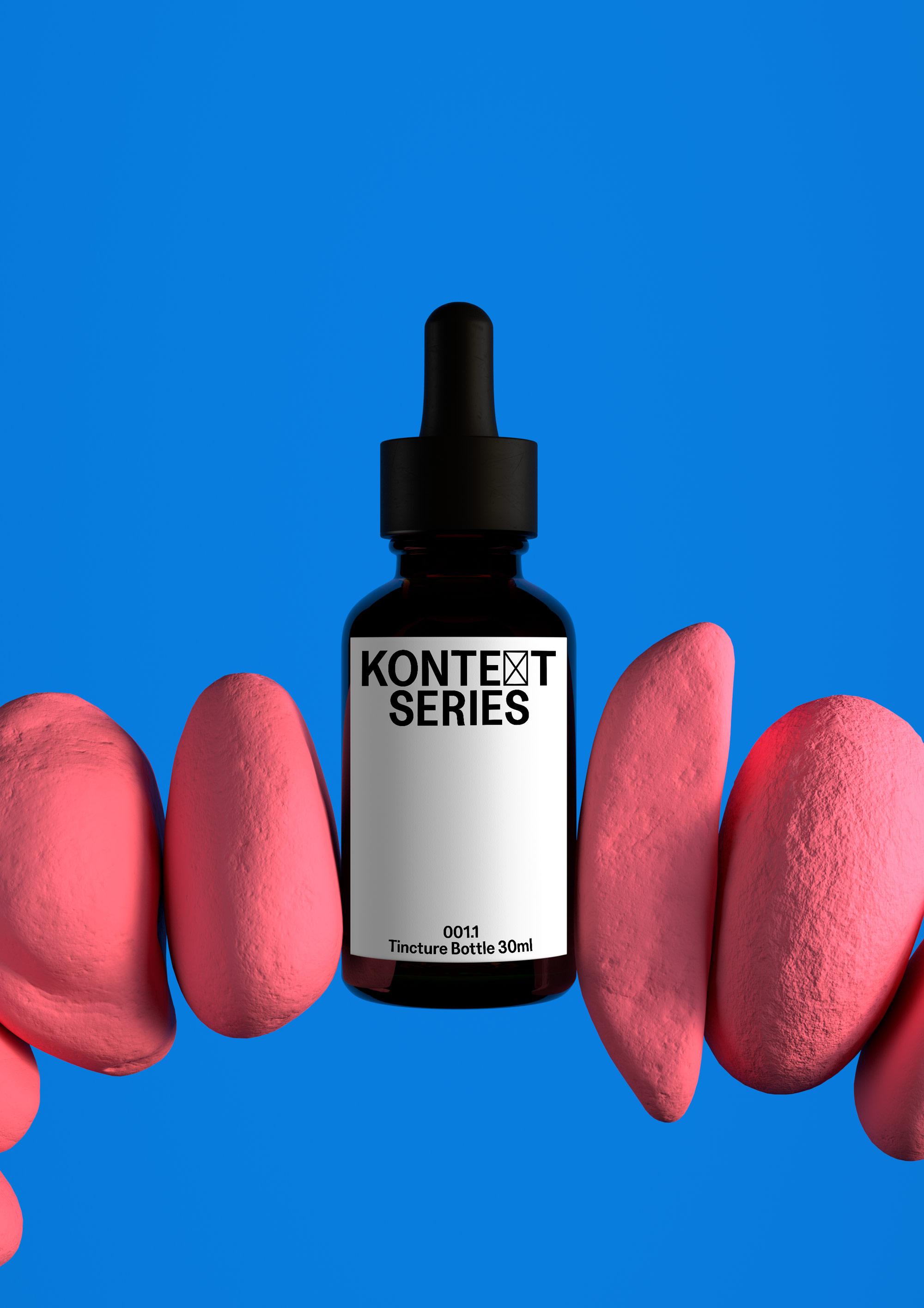 Kontext - Cosmetics Mockup