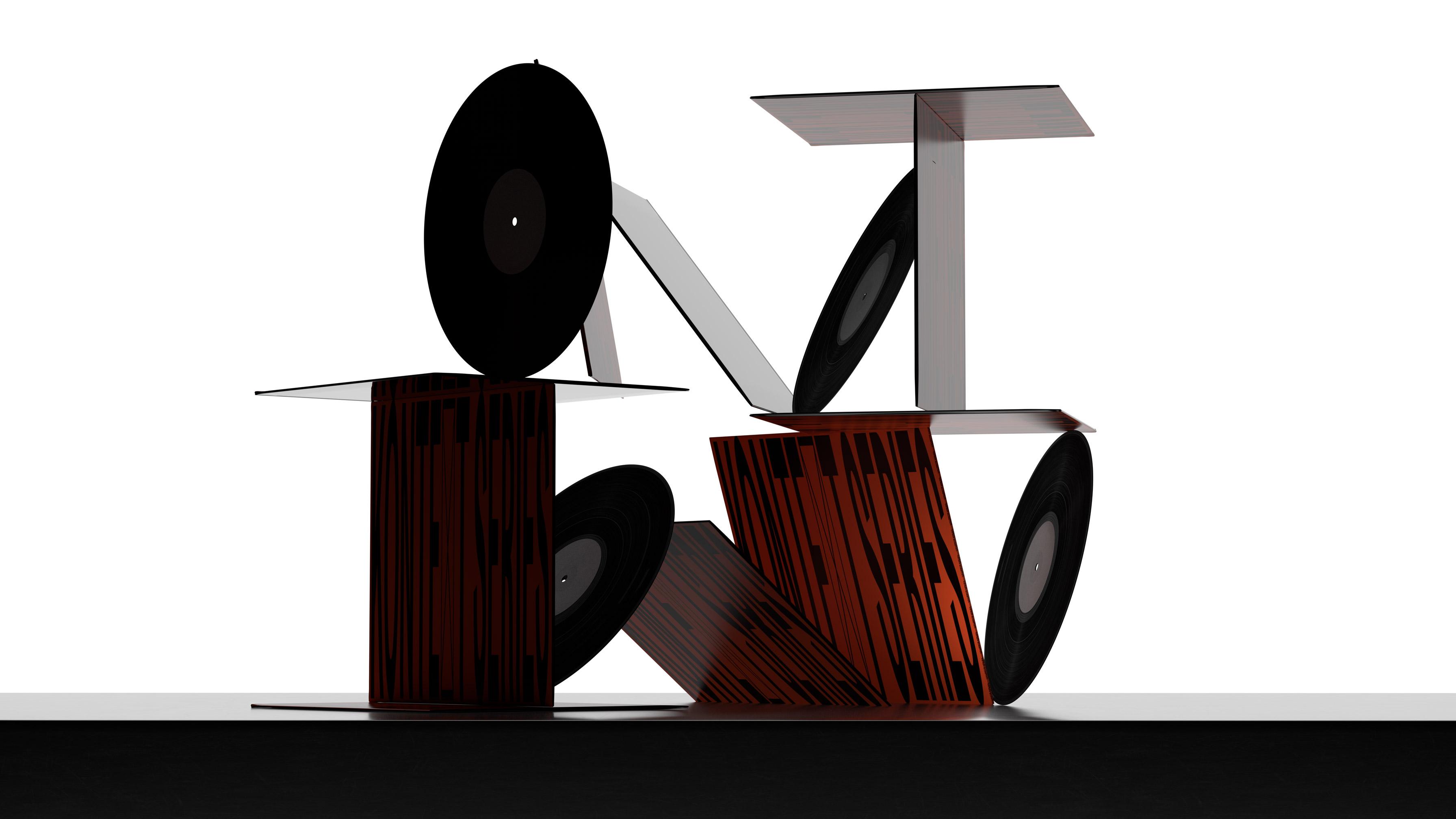 Kontext - Vinyl Mockup