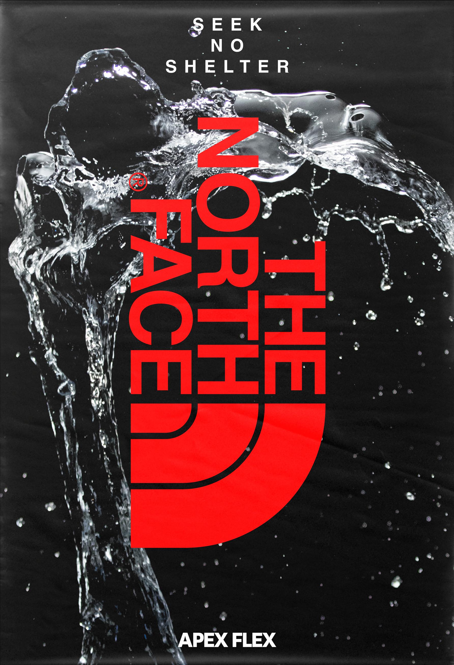 The North Face's Apex Flex - Poster