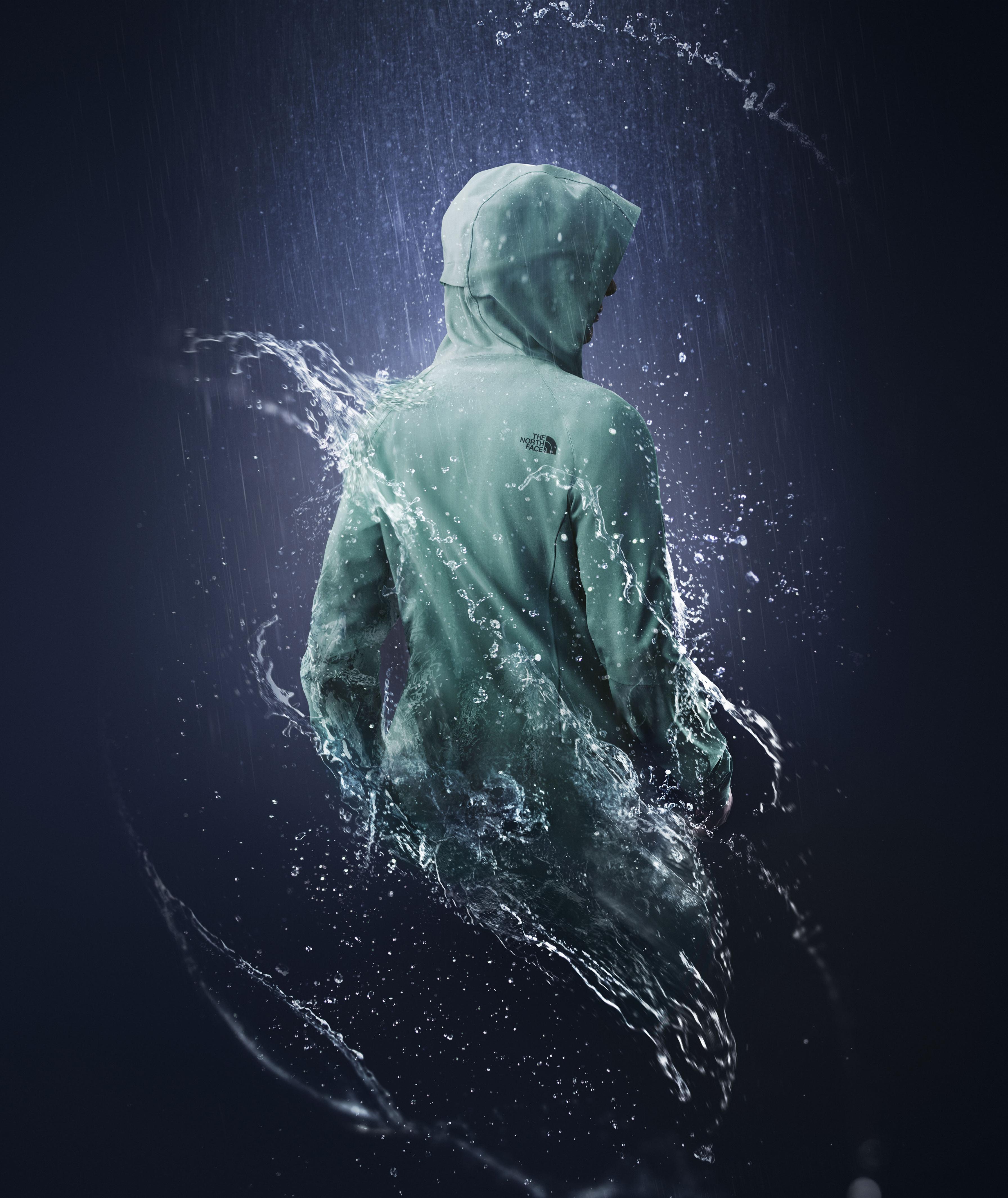 The North Face's Apex Flex - Rain Jacket Image