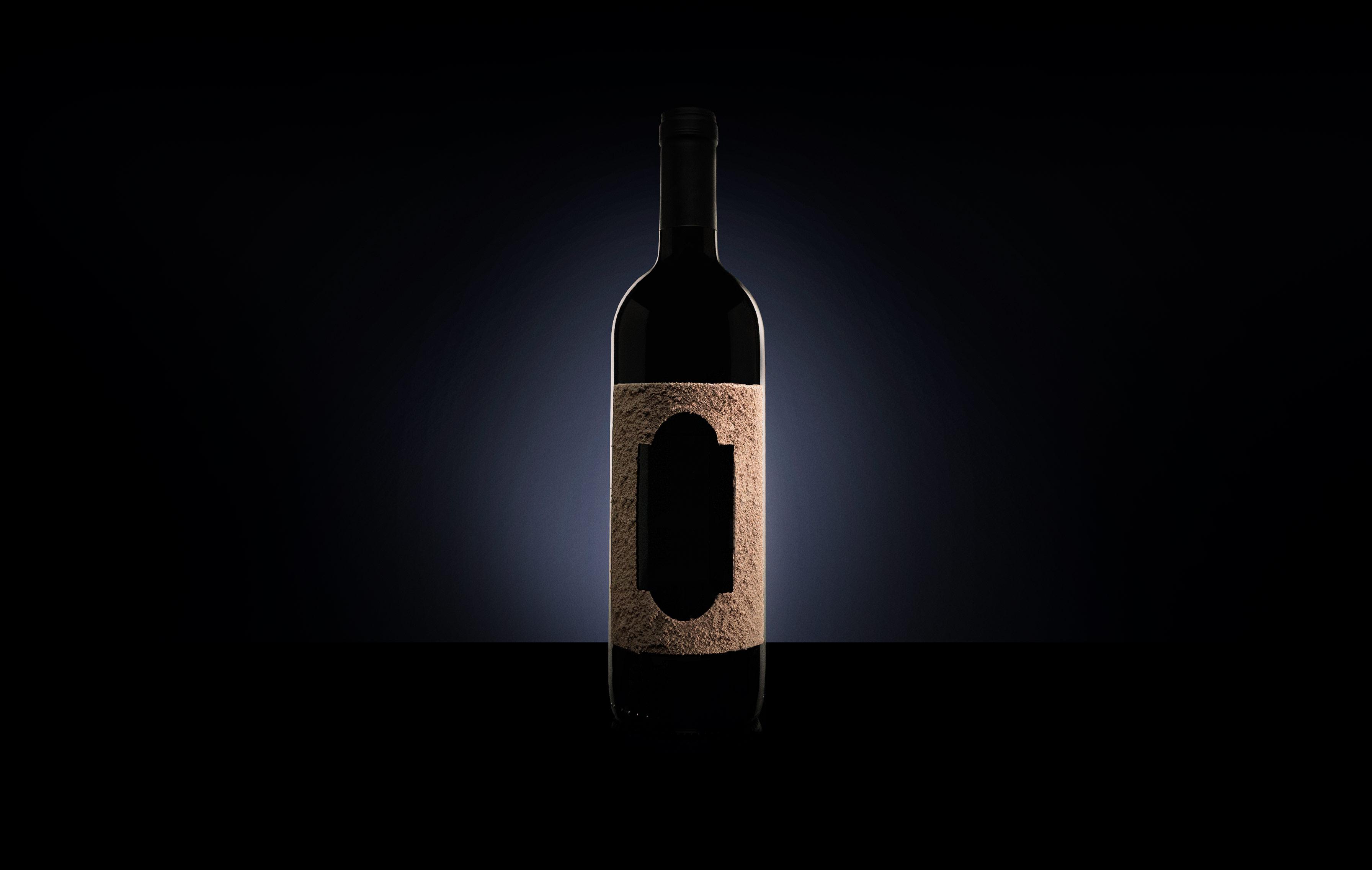 Wine Bottle - Wine Bottle 3