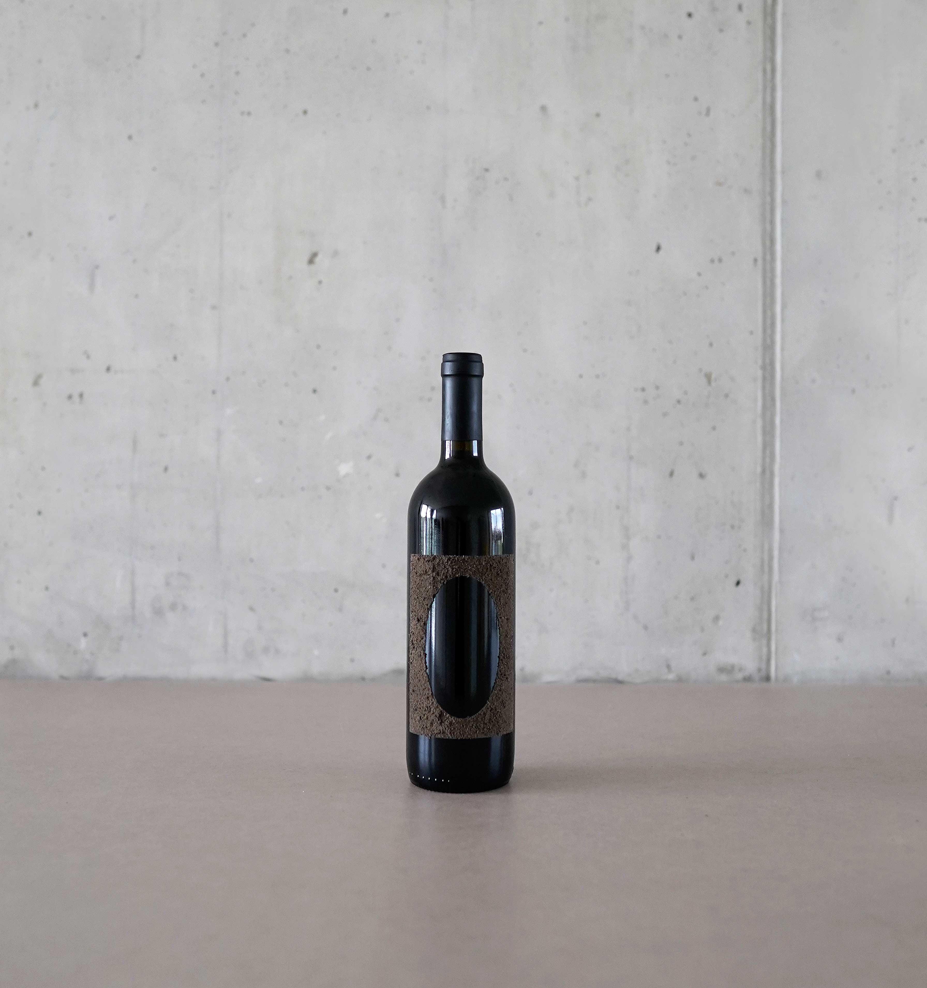 Wine Bottle - Process