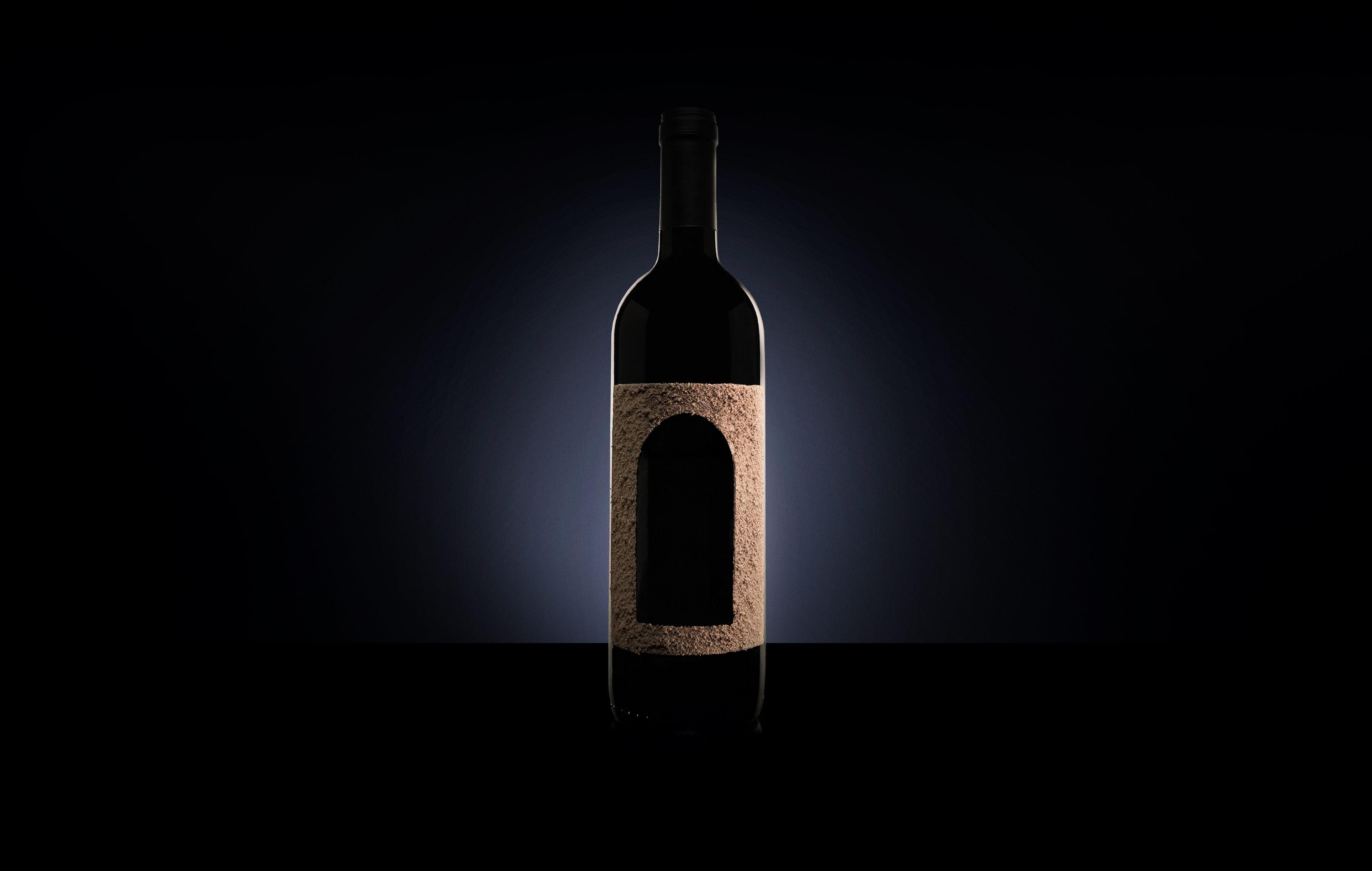Wine Bottle - Wine Bottle 2