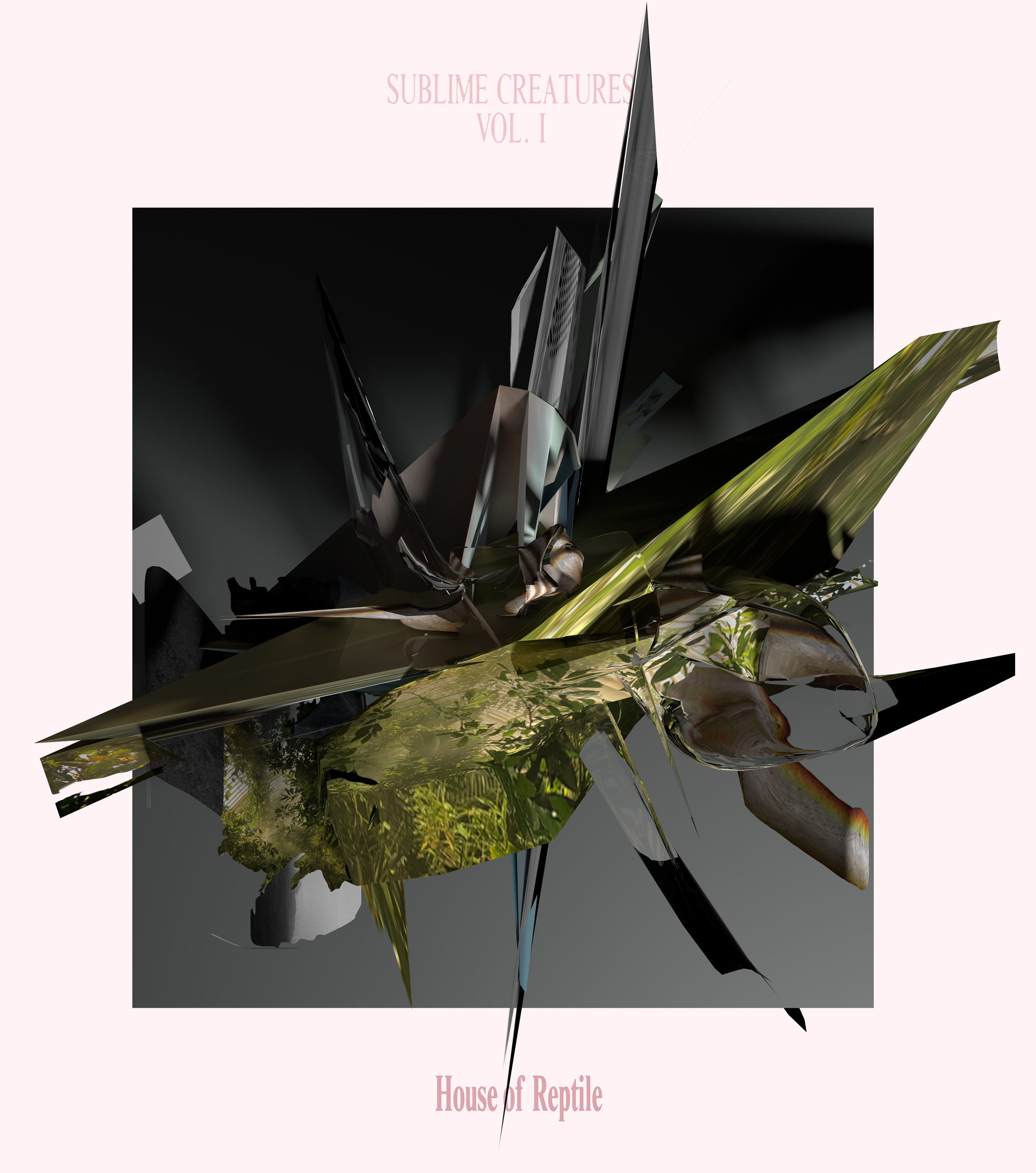House of Reptile - Sublime Creators - Album Cover