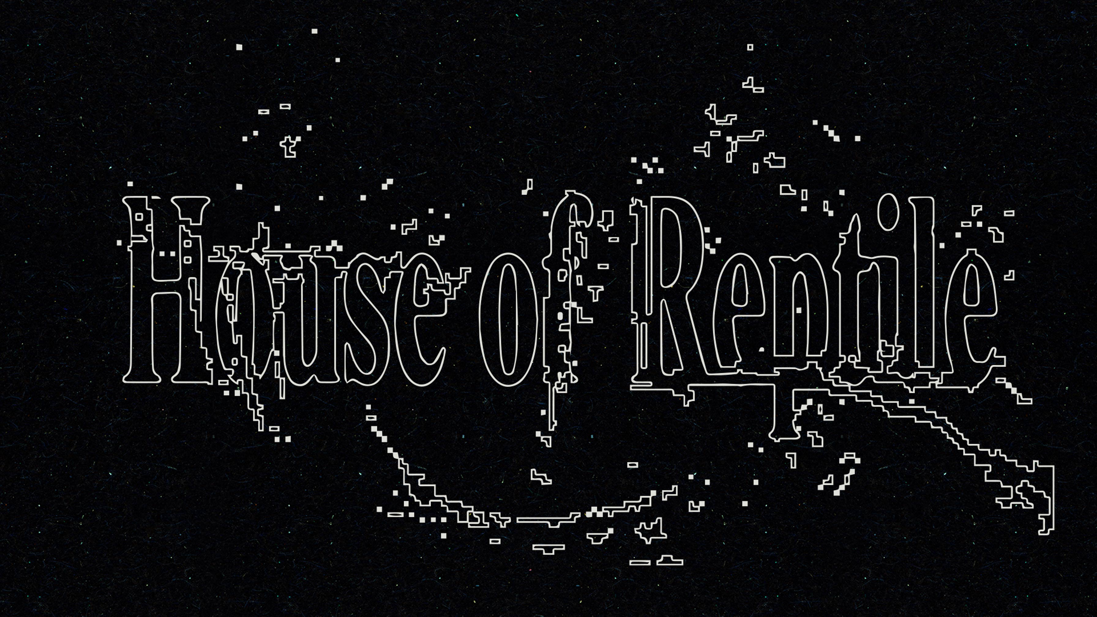 House of Reptile - Logo