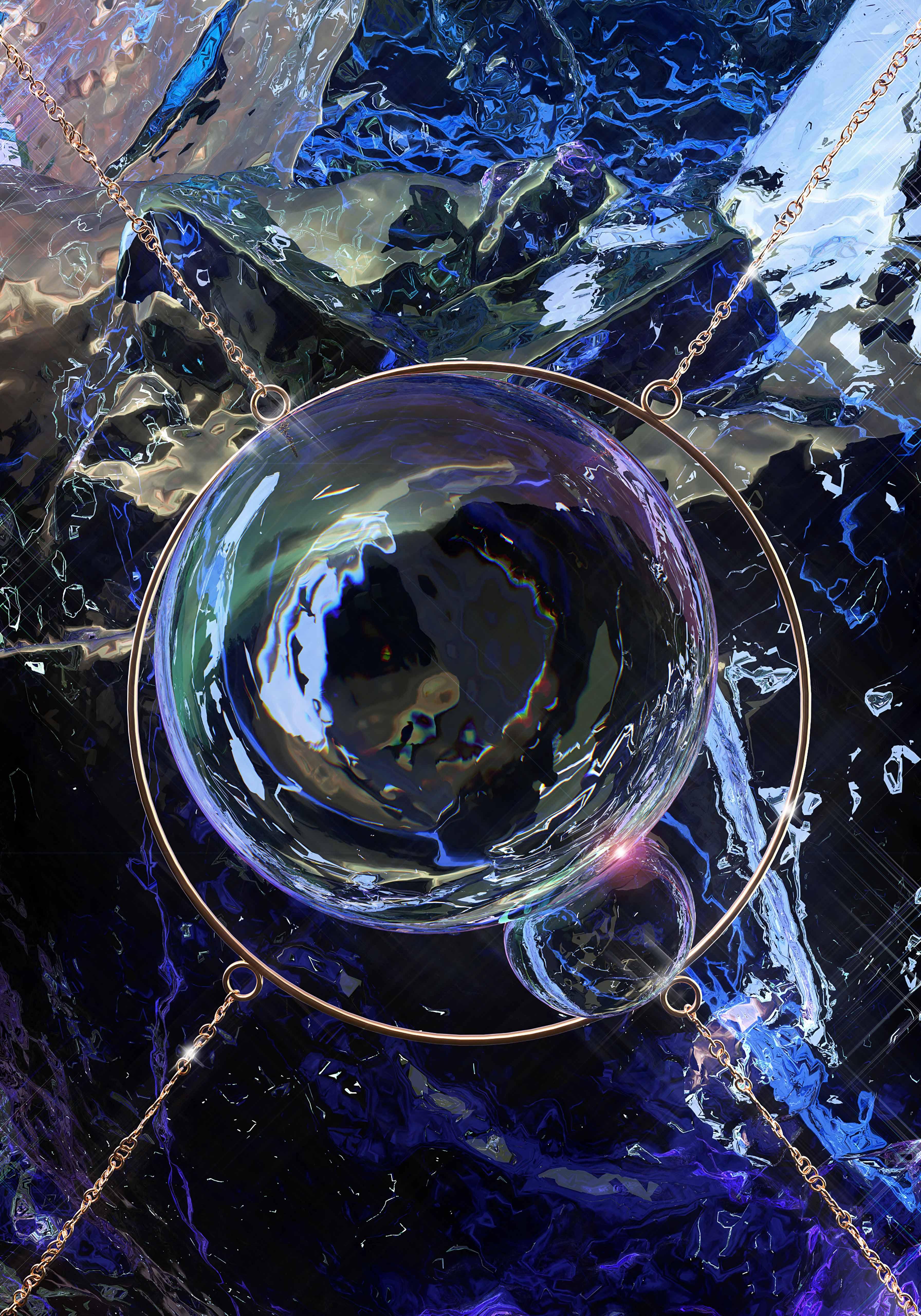 Precog Magazine - Artwork Circle