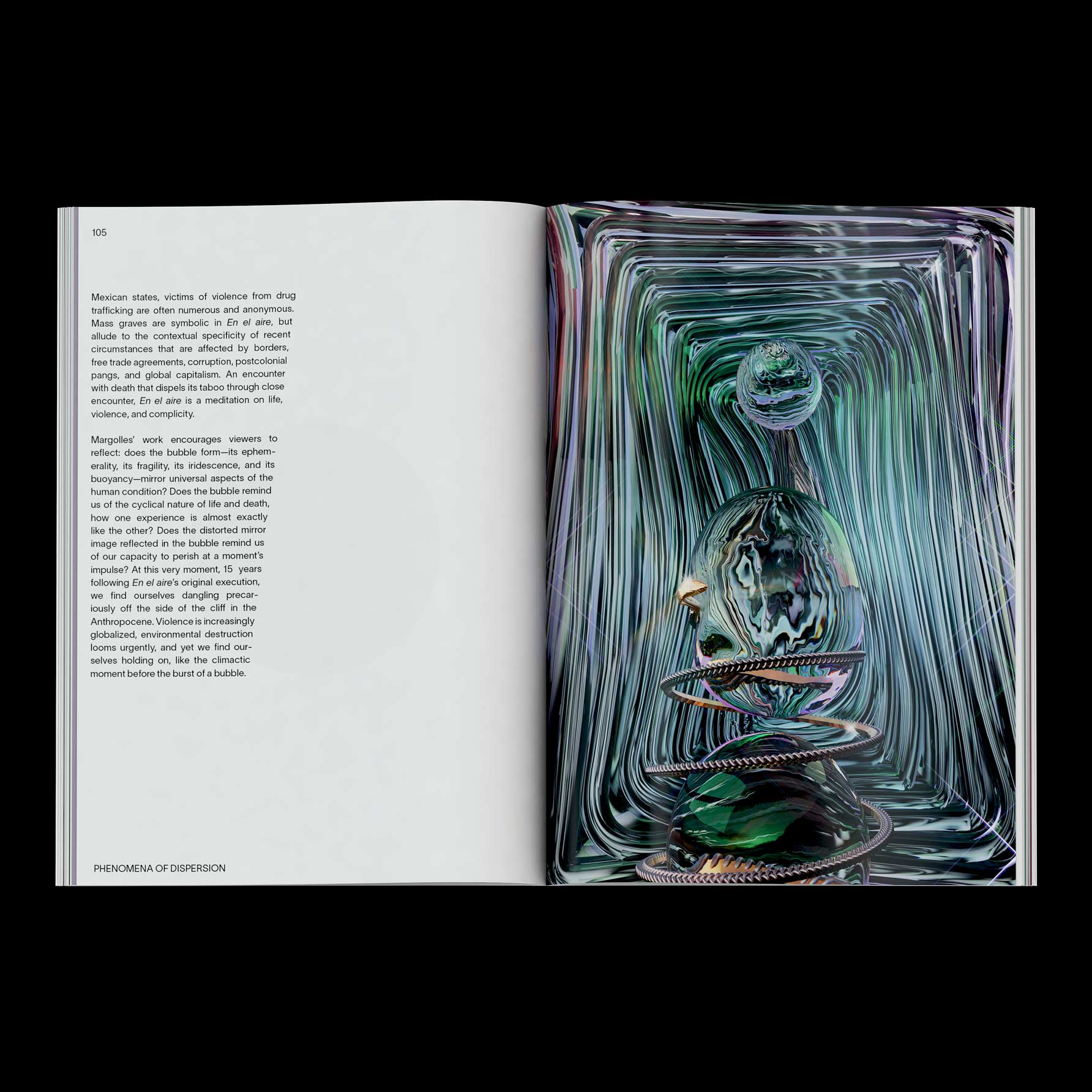 Precog Magazine - Artwork