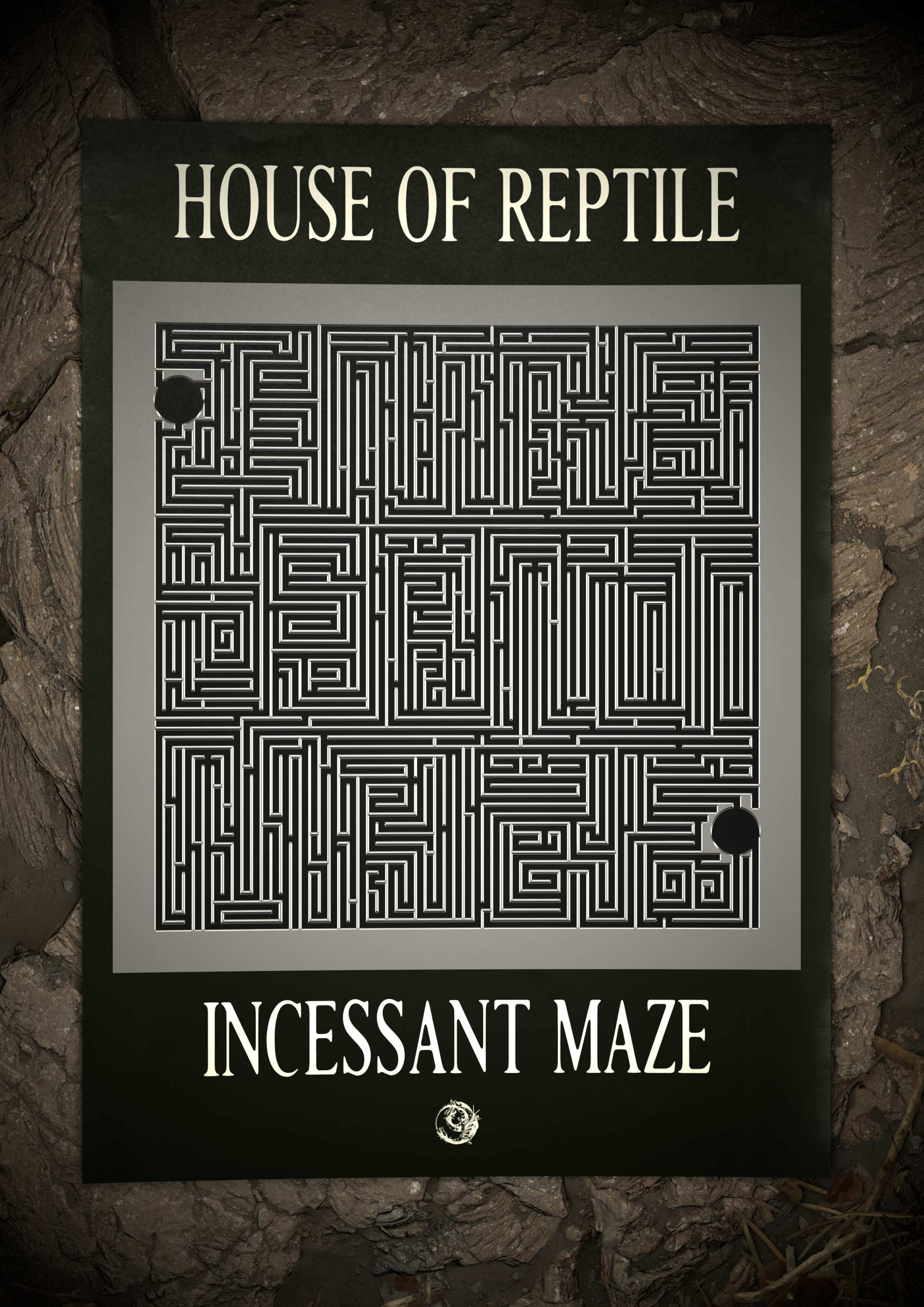 House of Reptile - Poster