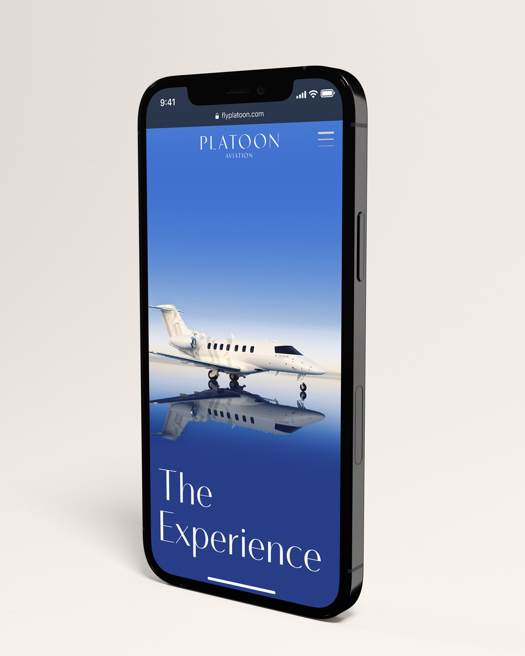 Platoon - Website Phone