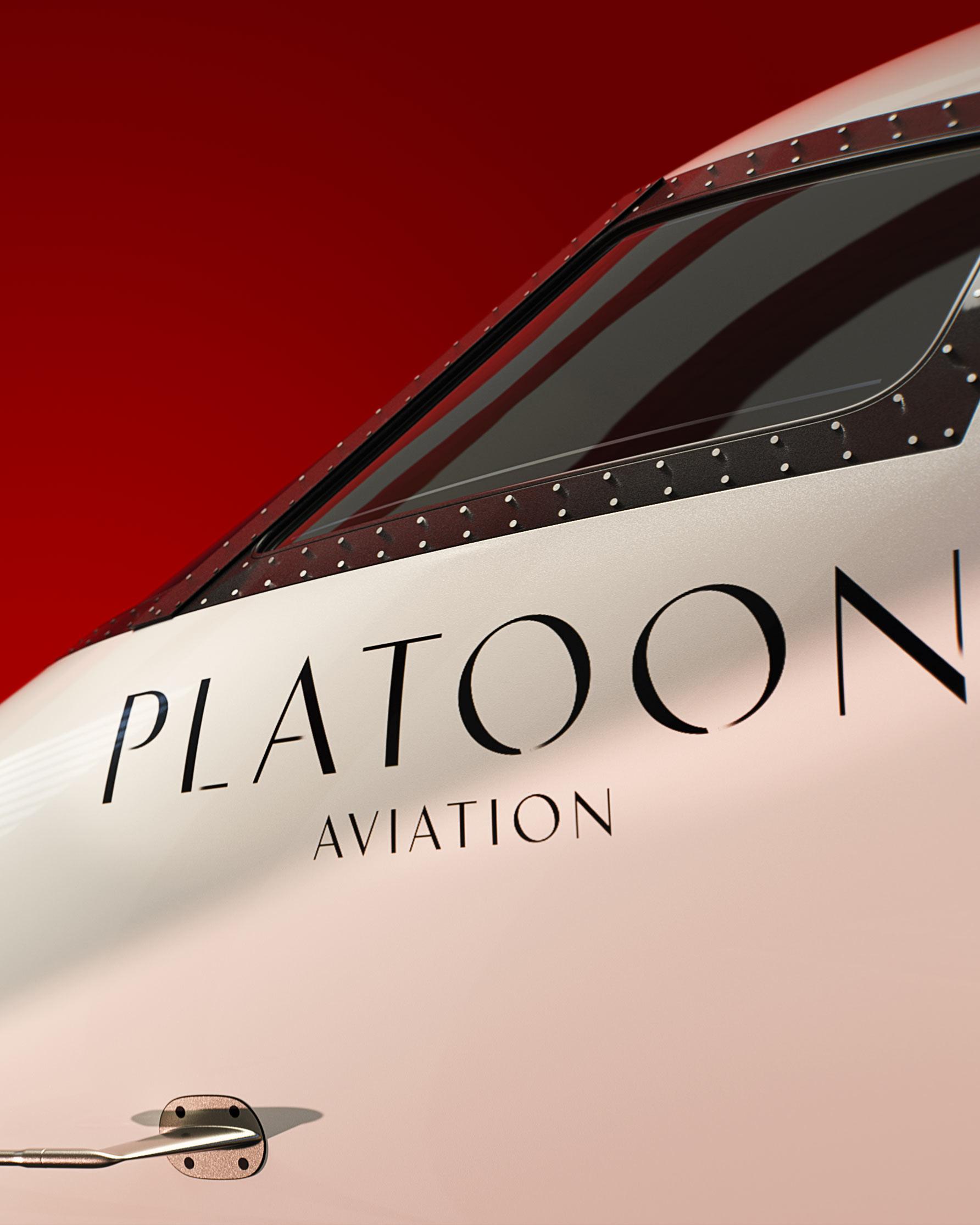Platoon - Plane Image