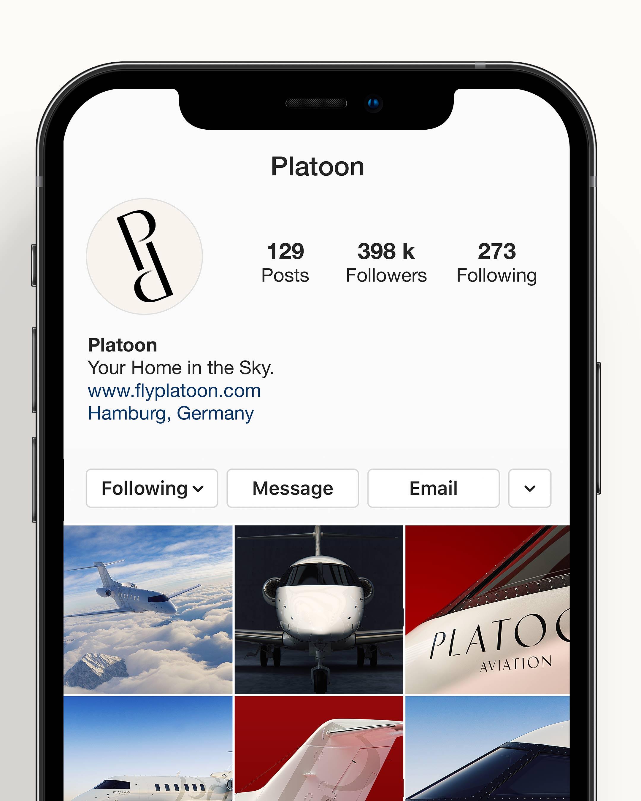Platoon - Instagram
