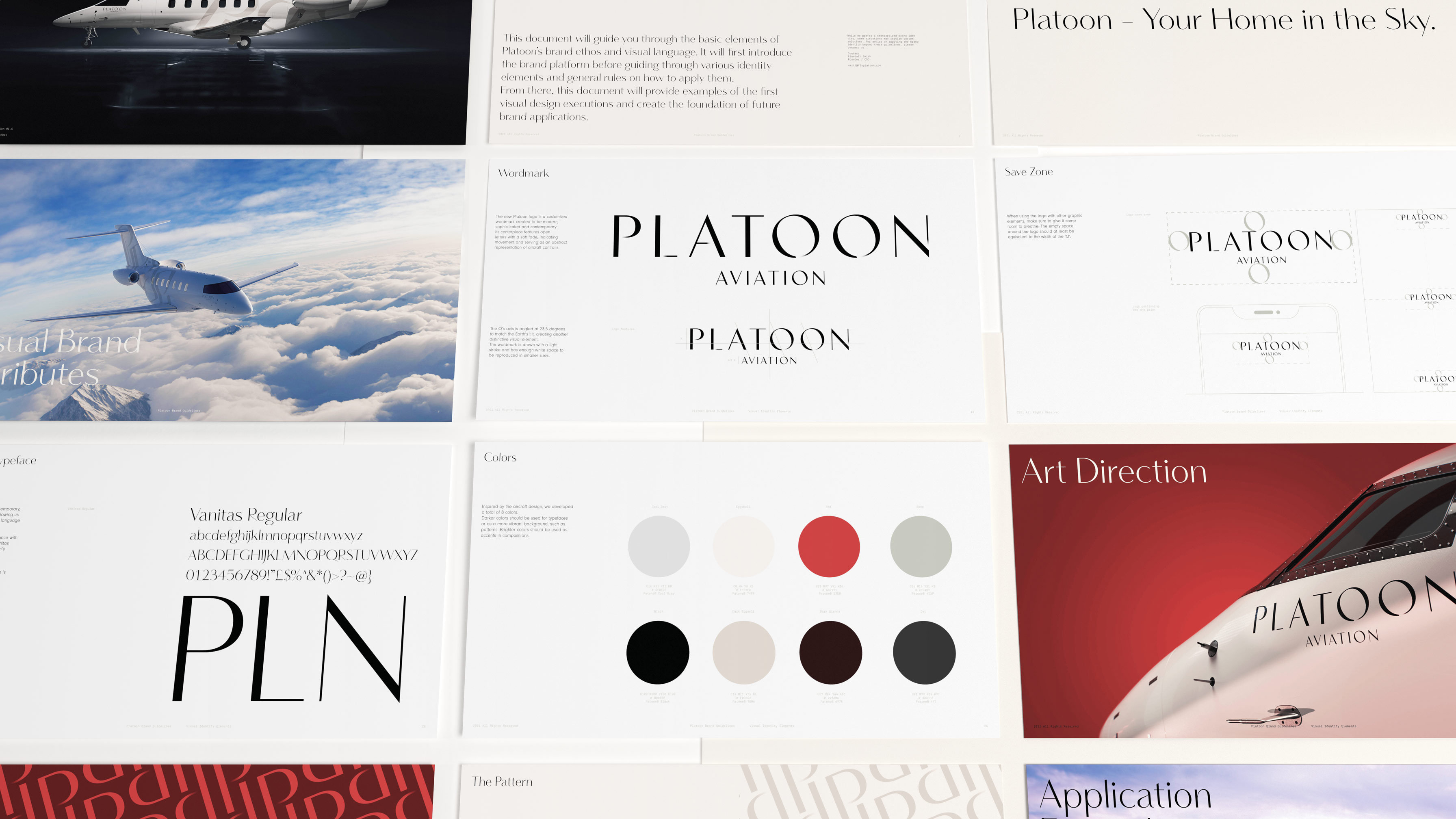 Platoon - Brand Guidelines