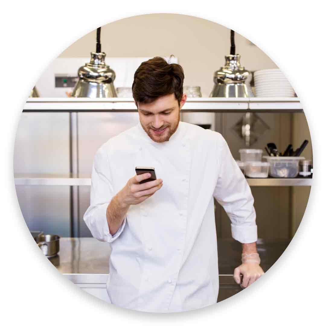 mettez votre carte et vos plats du jour en ligne