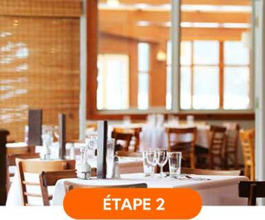 gusty réservation restaurant